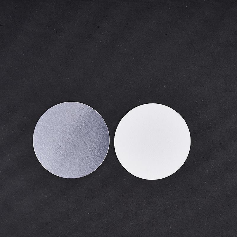 No printing separation induction liner