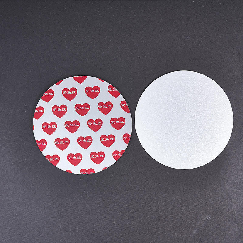 Color printing hot melt adhesive induction liner