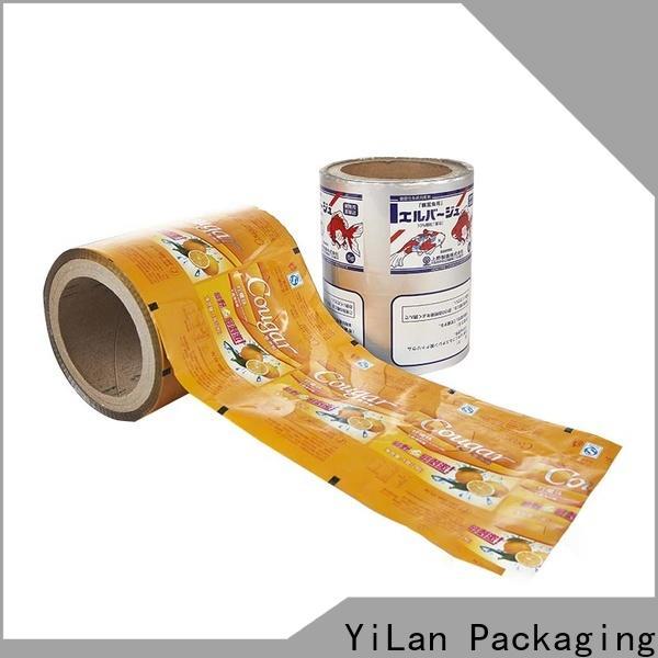 YiLan Packaging film packaging film Supply for advertising