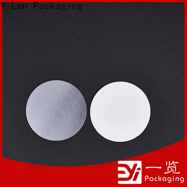 YiLan Packaging adhesive induction liner Suppliers for protection
