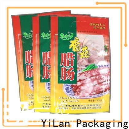 Latest food packaging bags dog Supply for food
