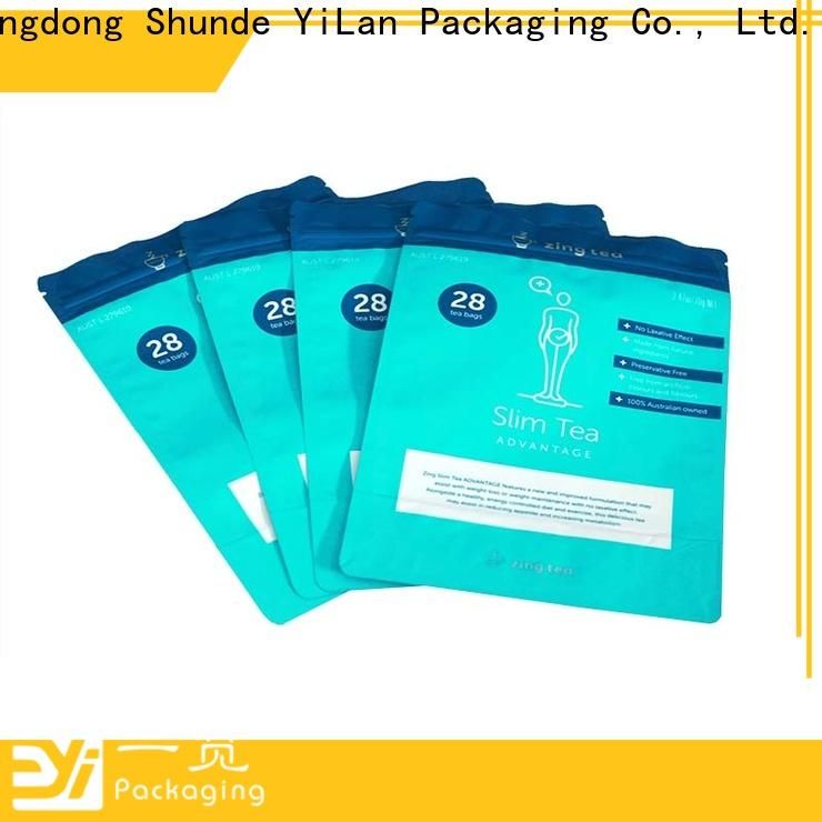 High-quality resealable pouch bags candy Supply for gift