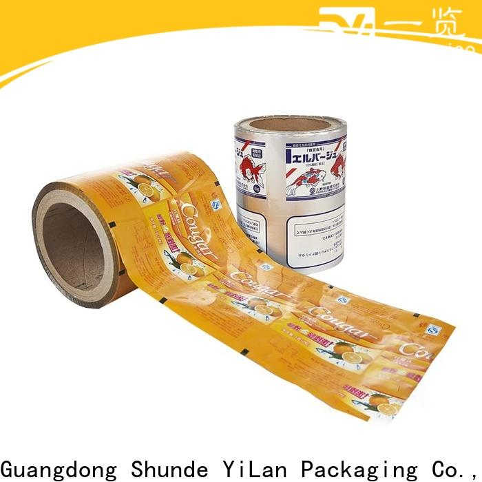 Wholesale laminated packaging films supplies manufacturers for indoor/outdoor