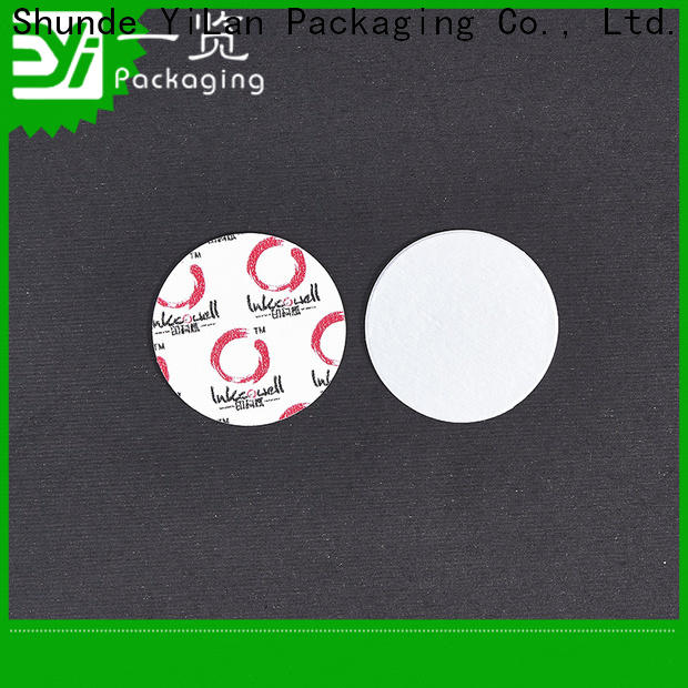 YiLan Packaging membrane seal liner Suppliers for protection