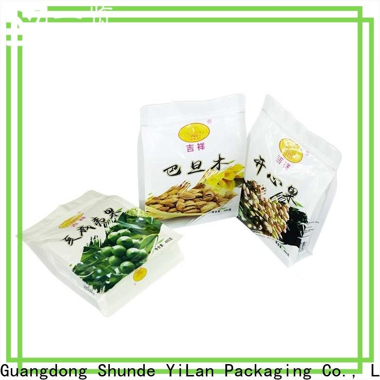 YiLan Packaging Wholesale sealed packaging bags for business for gift