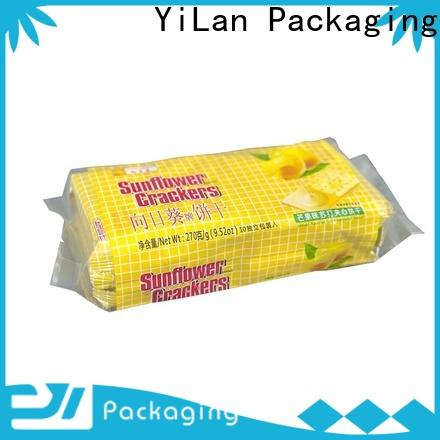 YiLan Packaging pouch center seal pouch Supply for coffee bag
