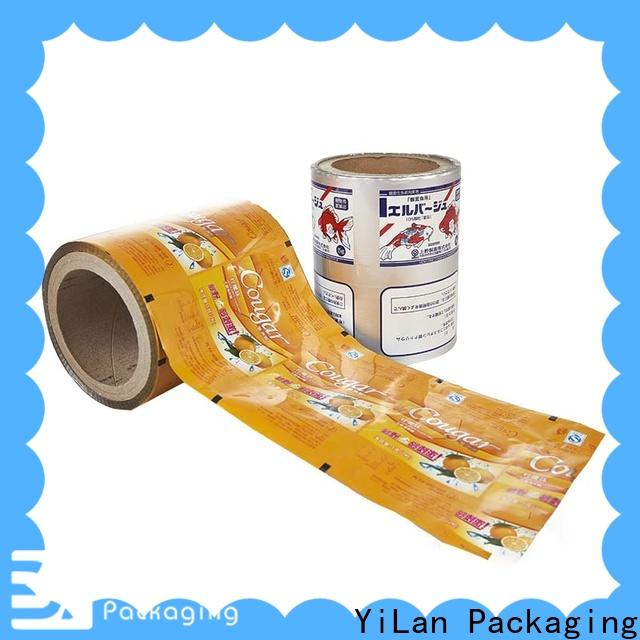 Latest printed packaging film aindaily Suppliers for indoor/outdoor
