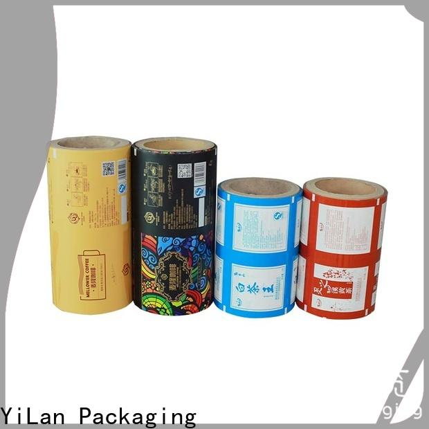 YiLan Packaging Wholesale laminated packaging films for business for advertising