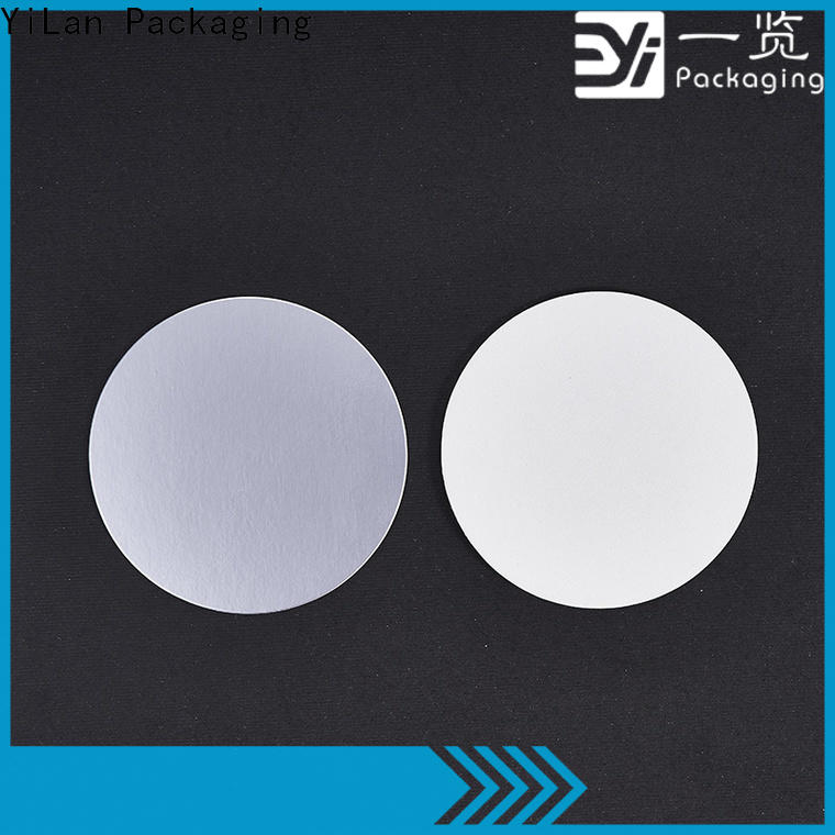 YiLan Packaging induction seal liner company for food