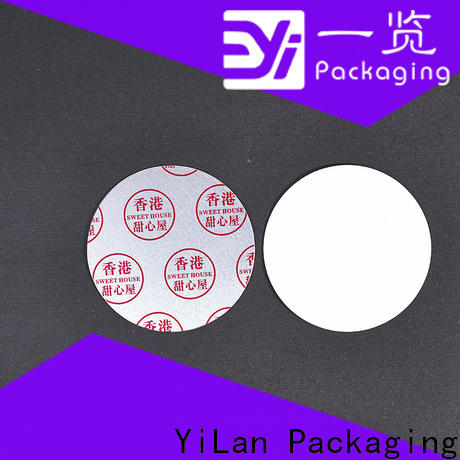 YiLan Packaging melt seal liner factory for food