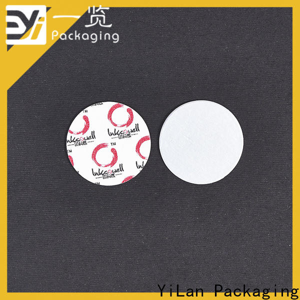 YiLan Packaging unseparated seal liner for business for food