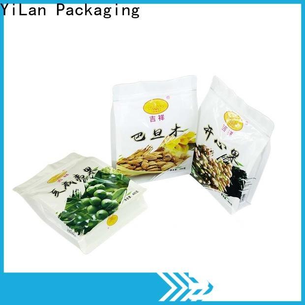 New side gusset bag nuts manufacturers for ergonomics