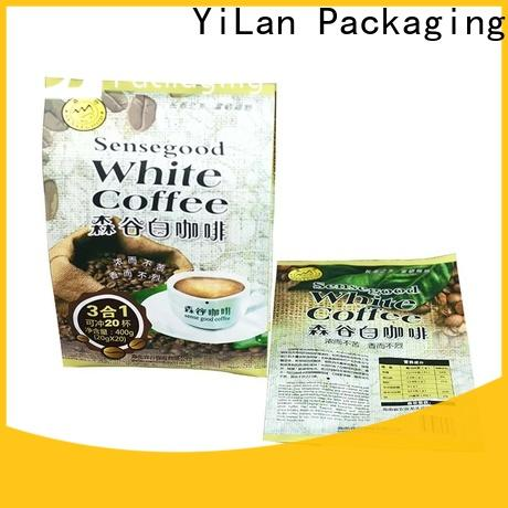 Best fin seal packaging pouch factory for backage