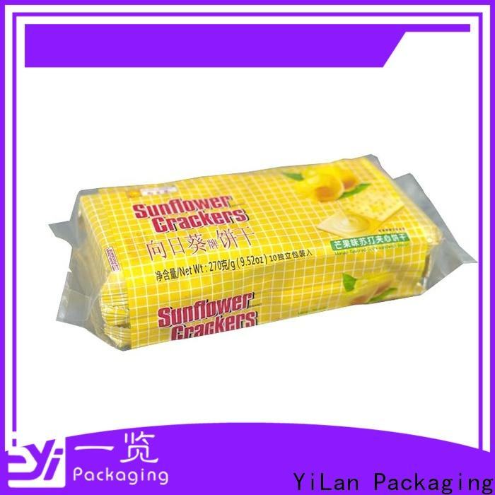 YiLan Packaging High-quality gusseted bags for business for coffee bag