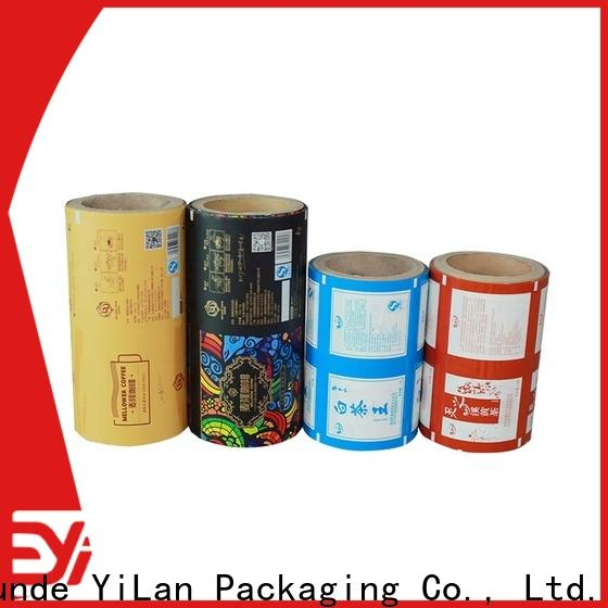 YiLan Packaging aindaily packaging film roll manufacturers for decoration