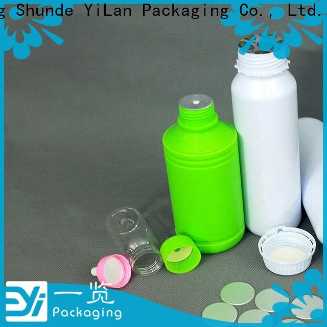 YiLan Packaging New induction liner Supply for calcium tablet