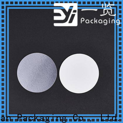 Top induction seal liners pet company for calcium tablet