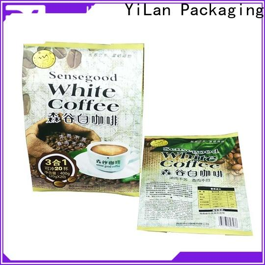 Best fin seal packaging translucent company for cookies