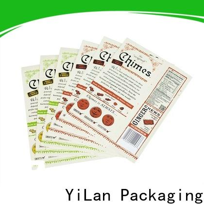 High-quality custom stand up pouches popcorn manufacturers for food