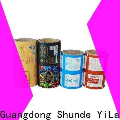 Top printed packaging film supplies for business for decoration