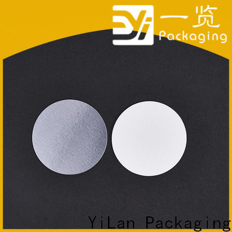 YiLan Packaging Latest induction liner company for protection