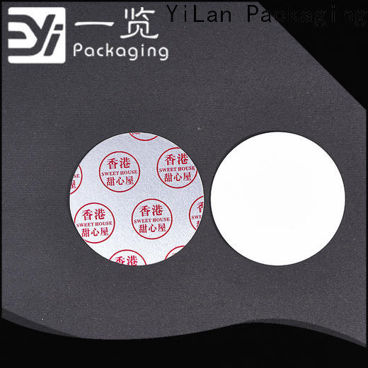 YiLan Packaging Top induction liner Supply for protection