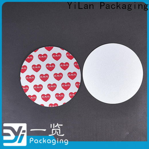 YiLan Packaging separation induction seal liners for business for calcium tablet