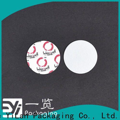 YiLan Packaging Best induction liner for business for calcium tablet