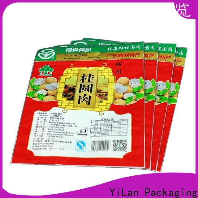 YiLan Packaging New stand up pouch packaging for business for storage