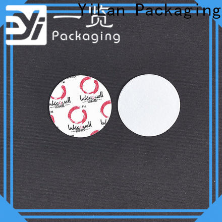 YiLan Packaging electromagnetic induction seal liners company for food