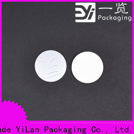 YiLan Packaging printing seal liner for business for food