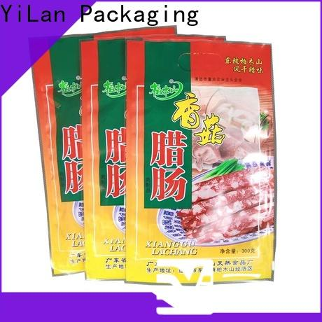 YiLan Packaging matte food packaging bags factory for candy bag