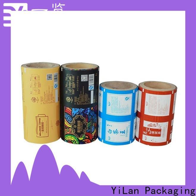 YiLan Packaging food packaging film Supply for indoor/outdoor