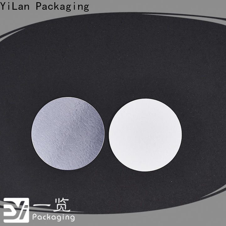 YiLan Packaging Custom seal liner for business for calcium tablet