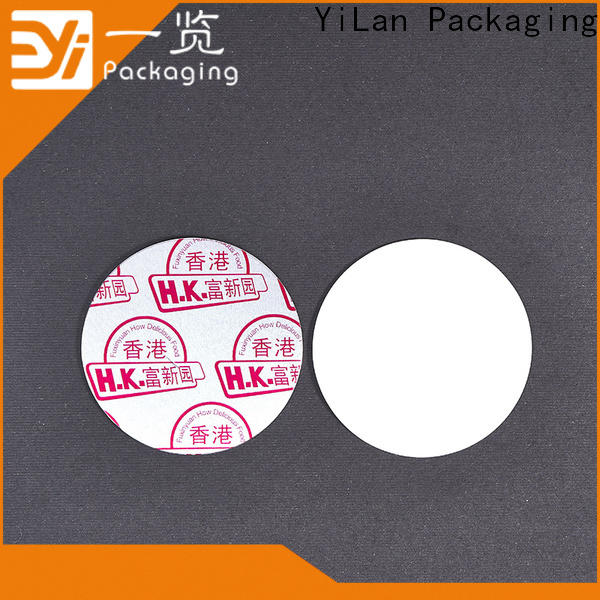 YiLan Packaging membrane seal liner for business for food