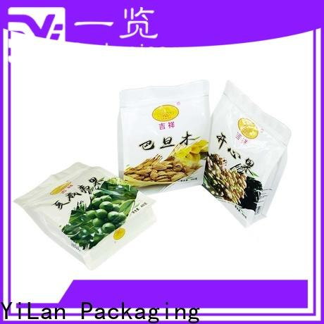 YiLan Packaging Wholesale sealed packaging bags Suppliers for gift