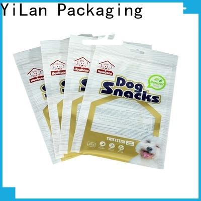 YiLan Packaging Latest stand up pouch packaging factory for food