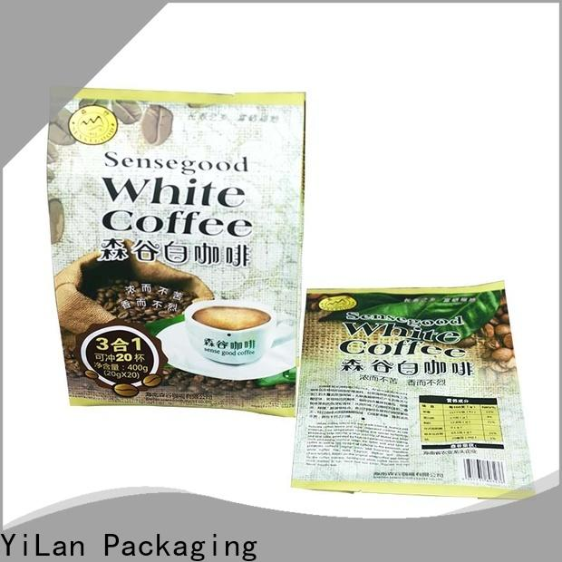 YiLan Packaging High-quality fin seal packaging Suppliers for cookies