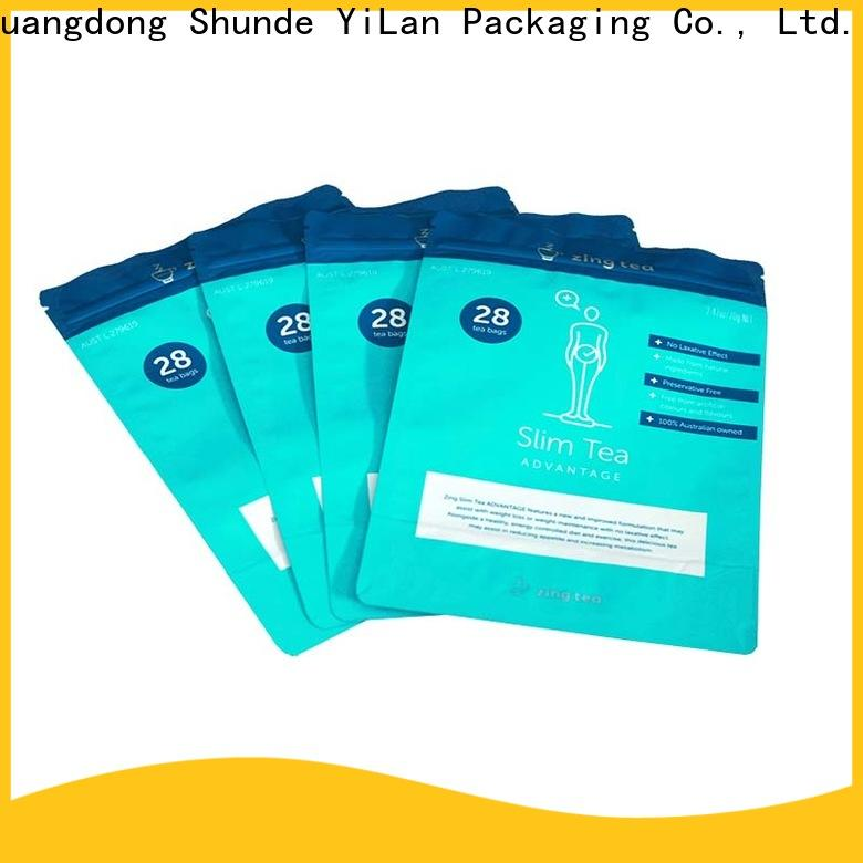 YiLan Packaging Wholesale resealable packaging company for mask