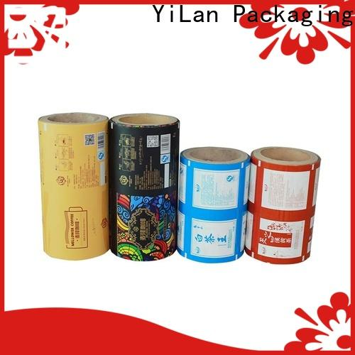 Best packaging film roll supplies factory for advertising