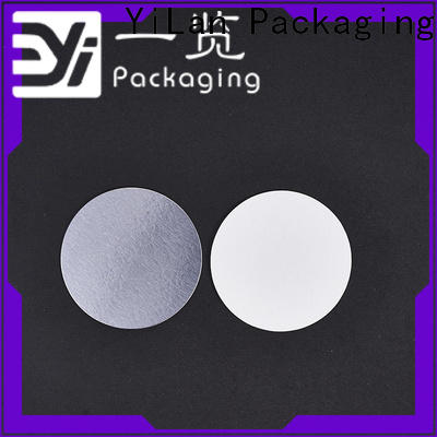YiLan Packaging printing seal liner Suppliers for calcium tablet