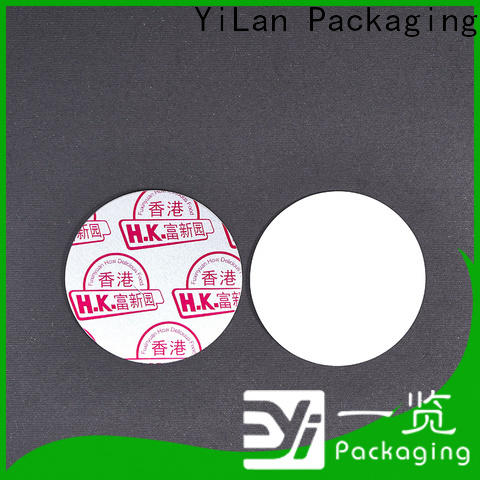 Custom seal liner stamp Suppliers for protection