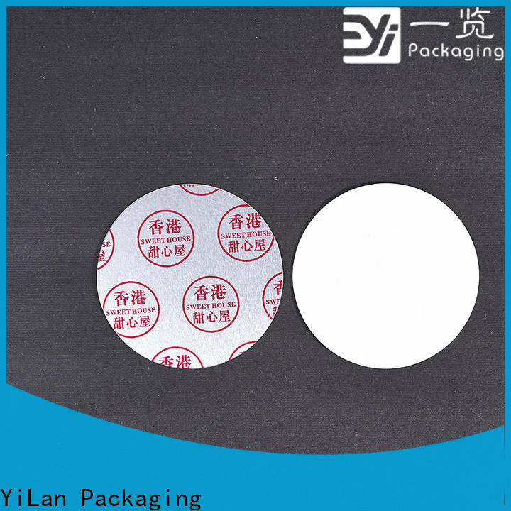 YiLan Packaging adhesive induction liner factory for food