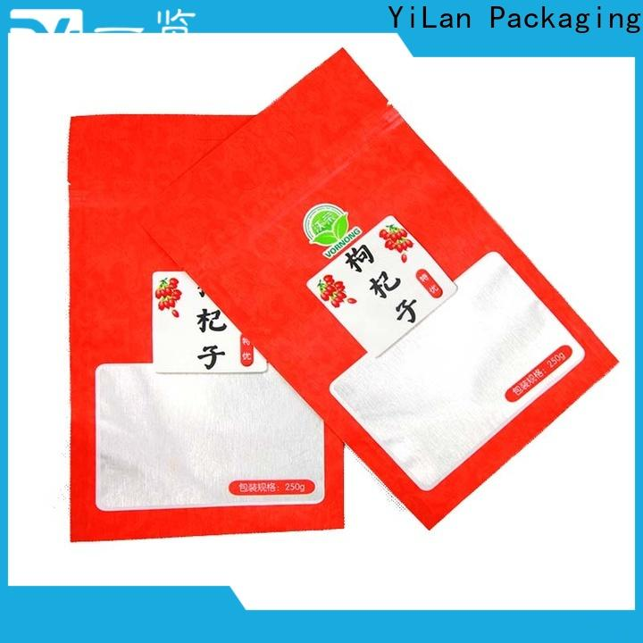Wholesale stand up pouch packaging matte manufacturers for candy bag