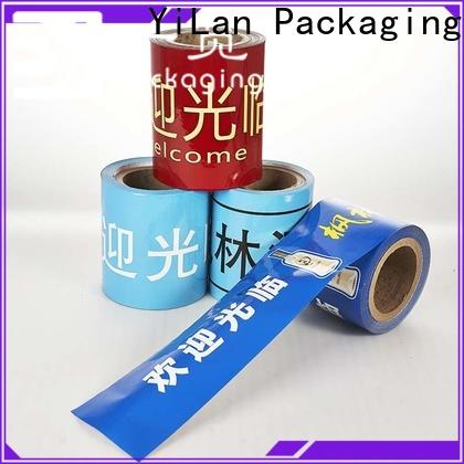 Custom laminated packaging films supplies for business for decoration