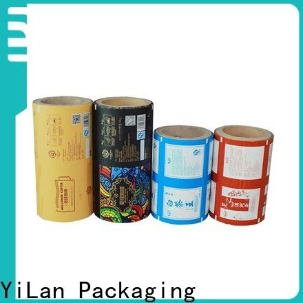 YiLan Packaging Best laminated packaging films factory for indoor/outdoor