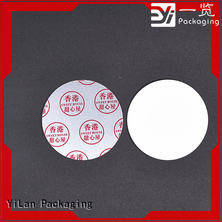 YiLan Packaging Wholesale seal liner company for calcium tablet
