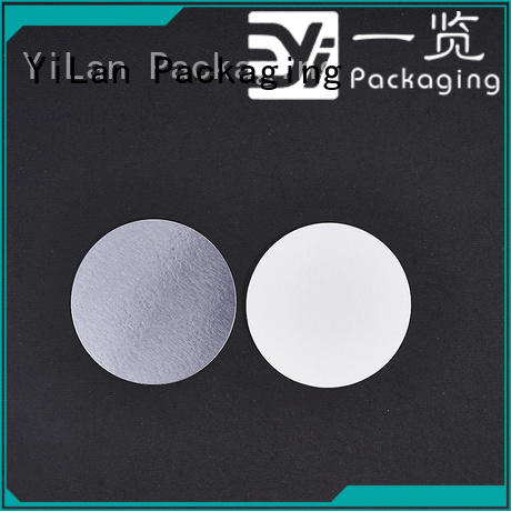 YiLan Packaging Wholesale induction seal liners Supply for protection