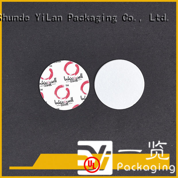 YiLan Packaging translucent seal liner with quality assurance for protection
