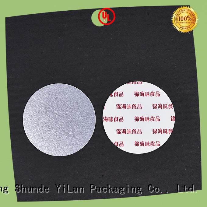 YiLan Packaging online seal liner with quality assurance for calcium tablet